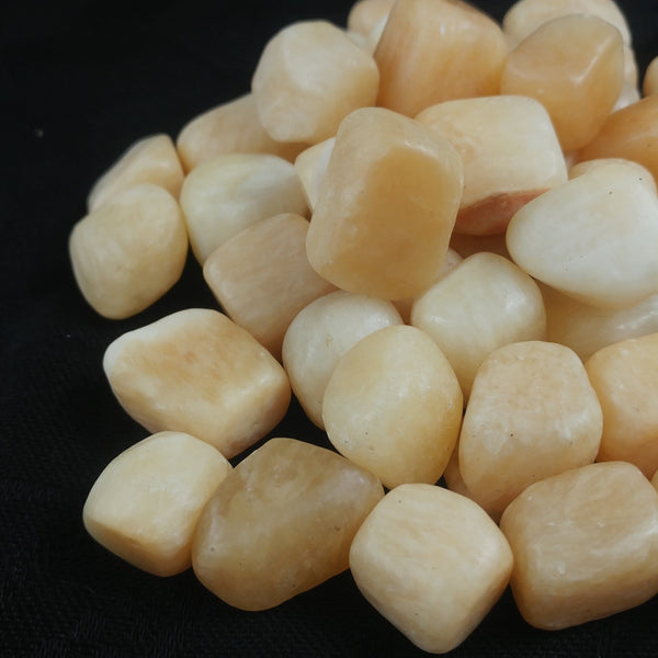 Yellow Calcite (1pc)
