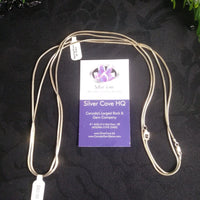 "30"" Sterling Silver Chains"