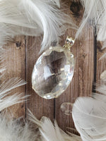 Clear Quartz Pendant