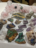 Mixed Mineral Lot