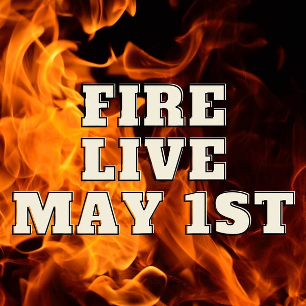 12333 Fire Live May 1st 2021