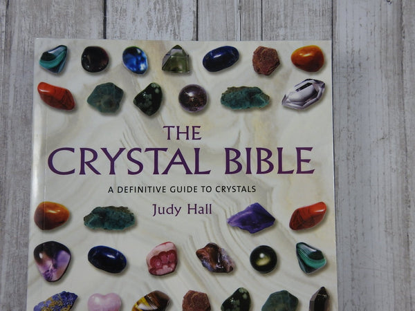 The Crystal Bible (Volume One) by Judy Hall