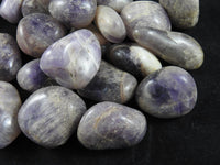 Crystal Amethyst Loose Polished Stone (1 pc)