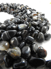 Black Agate (Dyed) 1 lb portion