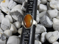 Tigers Eye Ring (Size 9)