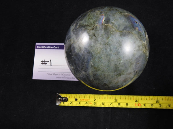 Labradorite Sphere (Various Sizes)