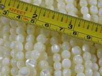 Freshwater Pearls Bead Strand (6mm Rounds)
