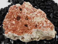 Vanadinite Specimen on Matrix (37)
