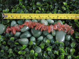 Cherry Quartz Bead Strand