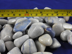 Blue Quartz 1 lb portion