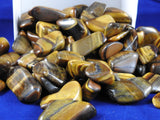 Tiger's Eye Loose Tumbled (3 pcs)