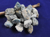Apatite (Blue) 1 lb portion