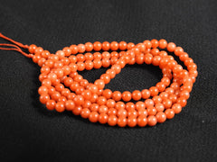 Coral Bead Strand