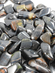 Tigers Eye Mix 1pc
