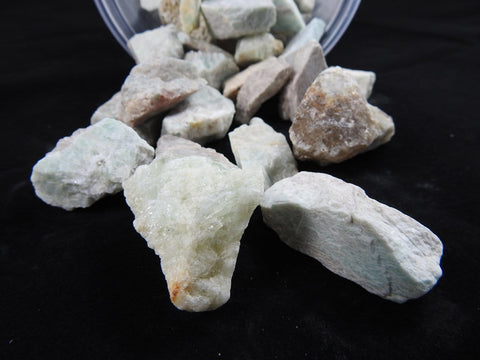 Amazonite 2.5 lb portion