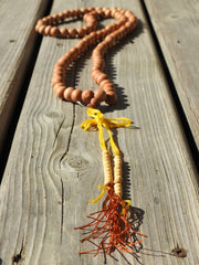 Traditional Wooden Mala (99)