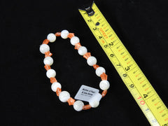 Mother of Pearl bracelet measured