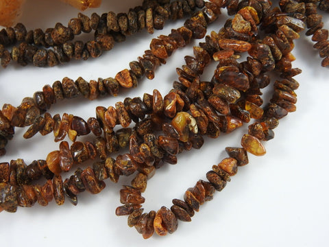 Amber Necklace (17 inch)