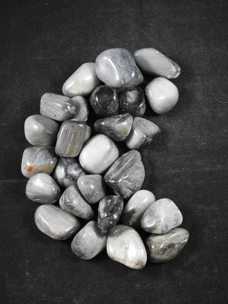 Cat's Eye Quartz 1 lb portion (Two Sizes)