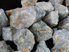 Blue Quartz Rough Bulk Portion