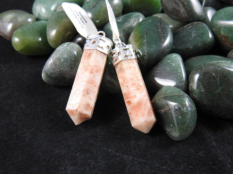 Sunstone Point Pendant
