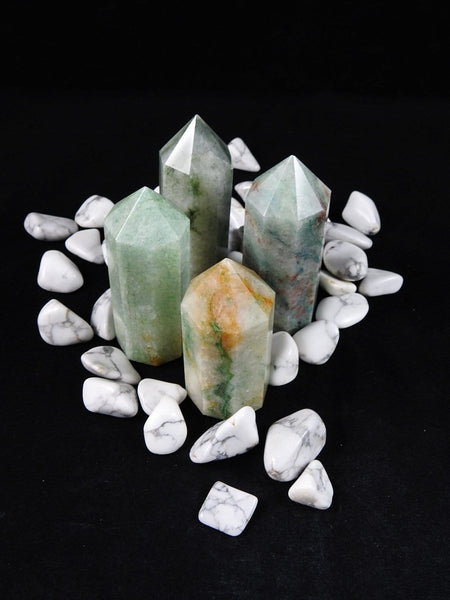 Green Quartz Tower