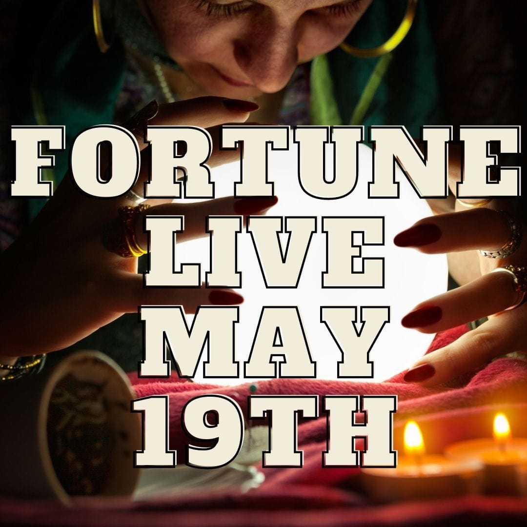 10106 Fortune Live May 19th 2021