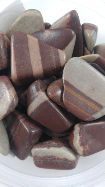 Shiva Stone Tumbled 1 lb portion