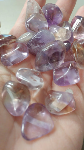 Ametrine Loose Tumbled (1 pc)