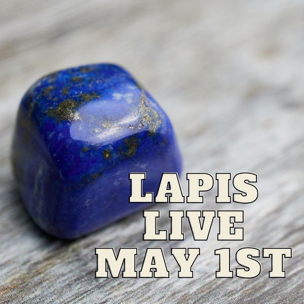 12342 Lapis Live May 1st 2021