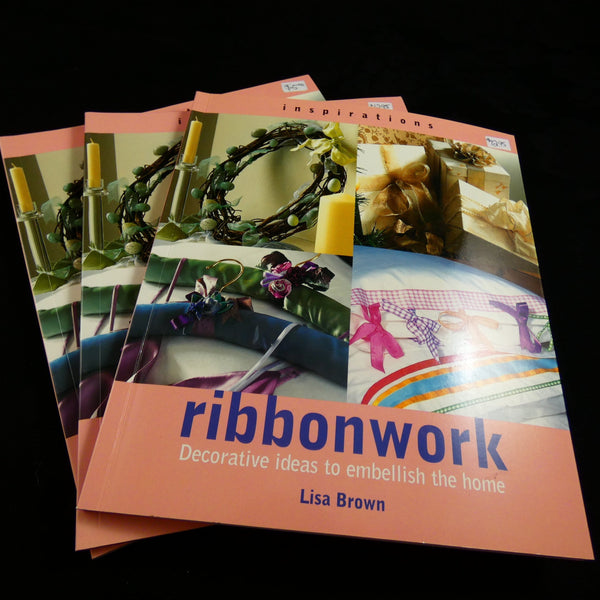 Inspirations-Ribbonwork by Lisa Brown