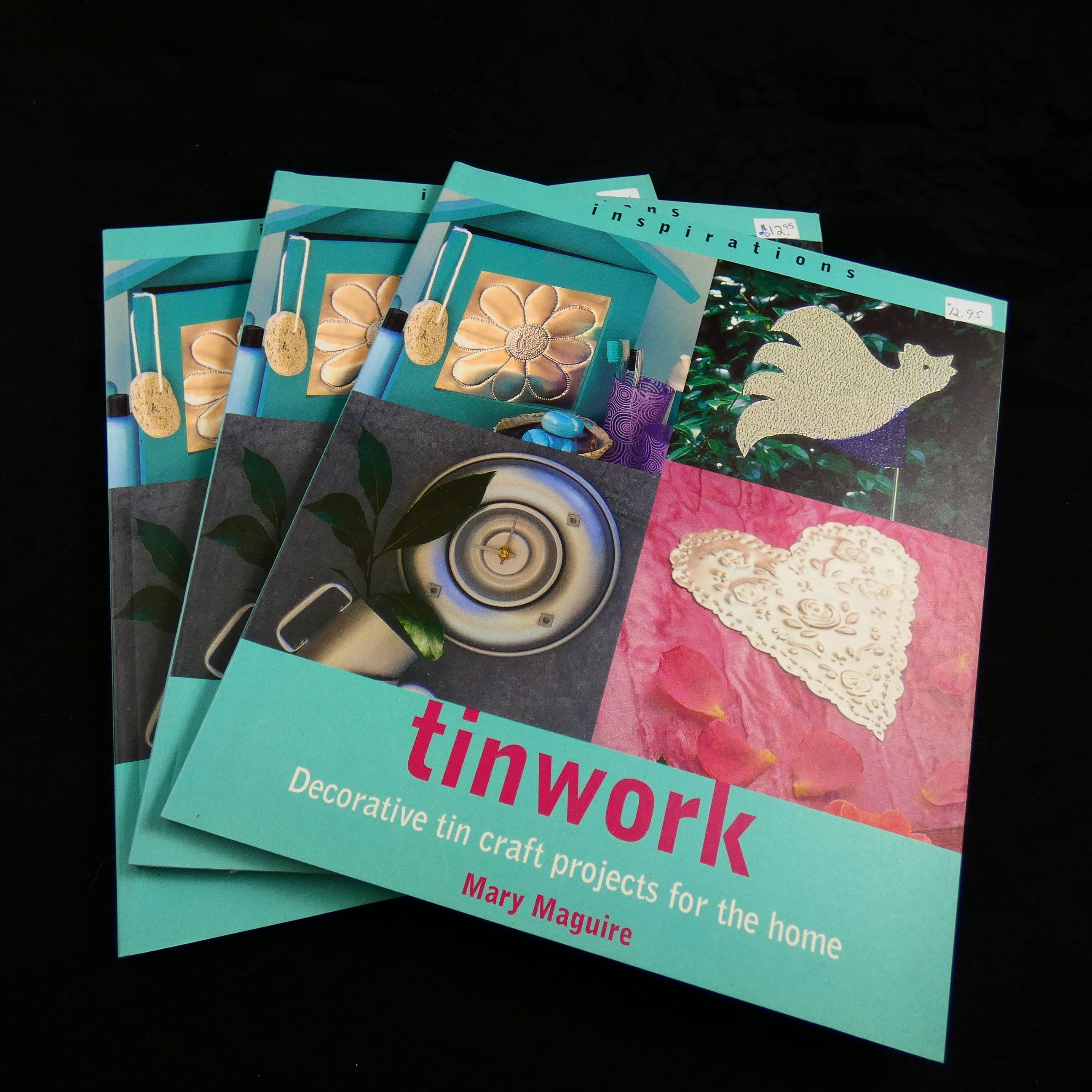 Inspirations-Tinwork by Mary Maguire