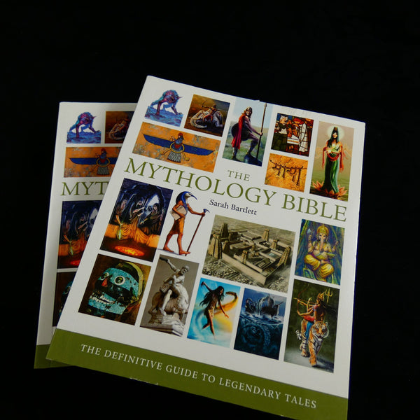 The Mythology Bible by Sarah Bartlett