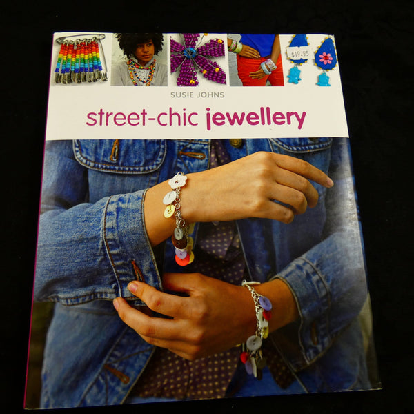 Street-Chic Jewelry by Susie Johns
