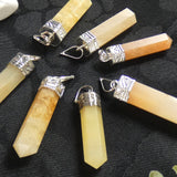 Himalayan Quartz Point Pendant (i pc)