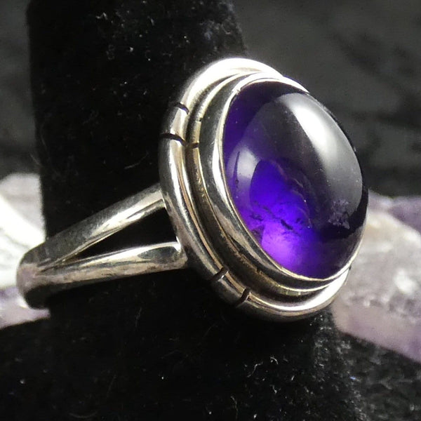 Amethyst Ring (size 7)