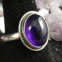 Amethyst Ring (size 8.25)