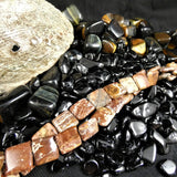 Jasper Bead Strands(square)