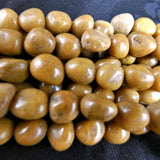 Brown Jasper Bead Strands(nugget)