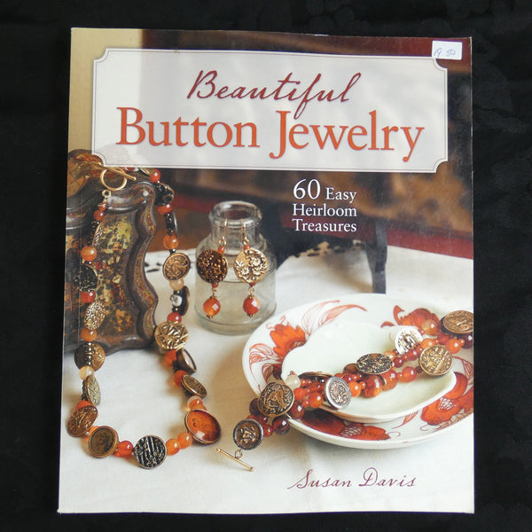 Beautiful Button Jewelry by Susan Davis