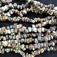 Turquoise Bead Strands(continuous)