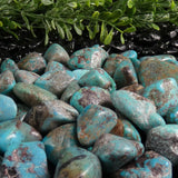 Tumbled Natural Turquoise (1 pc)