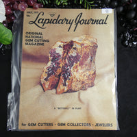 Vintage Lapidary Journal (July 1977)