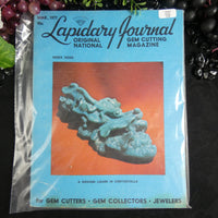 Vintage Lapidary Journal (March 1977)