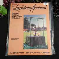 Vintage Lapidary Journal (June 1977)
