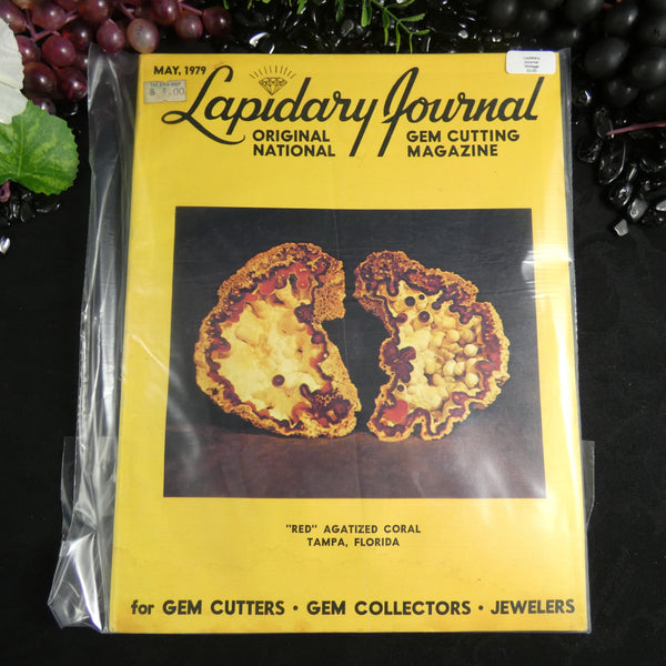 Vintage Lapidary Journal (May 1979)