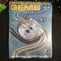 Vintage: Jewelry Making Gems and Minerals (June 1982)