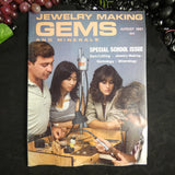 Vintage: Jewelry Making Gems and Minerals (August 1981)