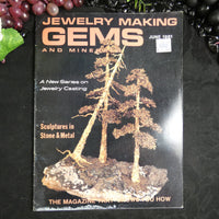 Vintage: Jewelry Making Gems and Minerals (June 1981)