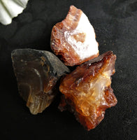 Carnelian Rough Stones (various)
